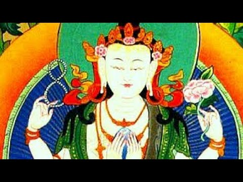 Tibetan Mantra Of Calling The Guru From Afar (25 Mins)  bla Ma Rgyang 'bod