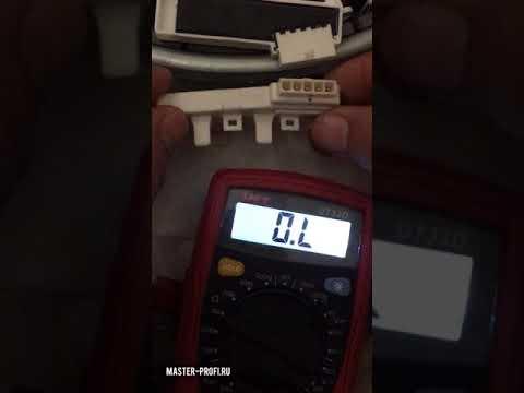 Как проверить таходатчик на стиральной машине lg