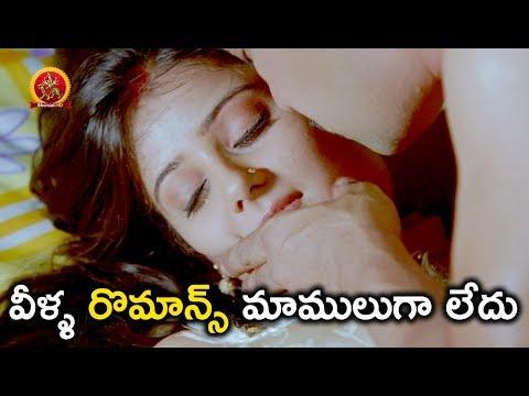 వీళ్ళ రొమాన్స్ మాములుగా లేదు - Dalapathi Movie Scenes - Arjun Sarja, Archana, Hema thumbnail