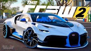 Bugatti DIVO Tuning - The Crew 2