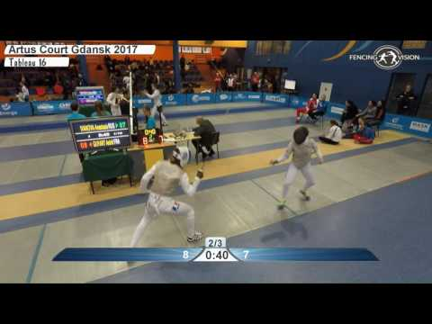 FE W F Individual Gdansk POL World Cup 2017 T16 06 yellow IV