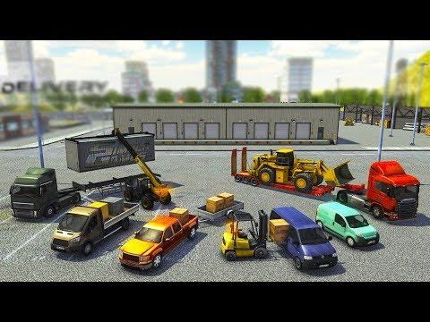 Novo Jogo para Celular e PC com Multiplayer -  Delivery Simulator