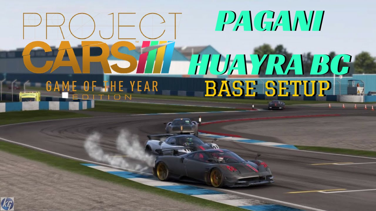 project cars game of the year edition pagani huayra bc. Black Bedroom Furniture Sets. Home Design Ideas