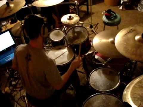 Fightstar - Mono - GrooveThumper Drum Cover