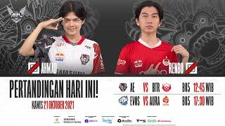 MPL ID S8 Playoffs Bahasa | Playoffs Hari 1 [Bahasa Indonesia]