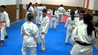 Antrenamente Karate - Progresul Cernica 4/8
