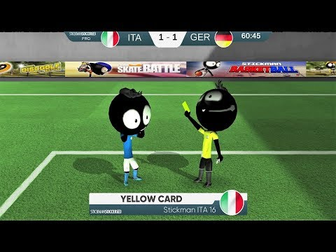 stickman-soccer-2018-android-gameplay-#4