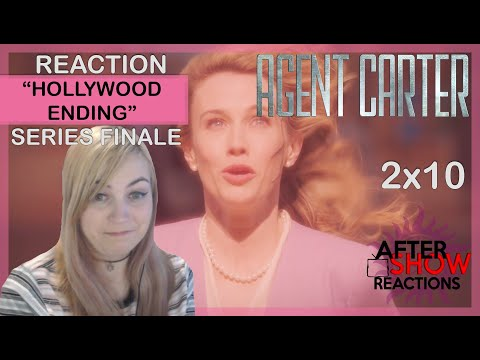 """Marvels Agent Carter 2x10 - """"Hollywood Ending"""" Reaction Part 1 (Series Finale) from YouTube · Duration:  11 minutes 9 seconds"""