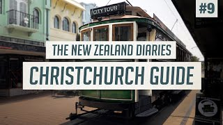 A city creatively rebuilding itself | Christchurch Travel Guide | New Zealand Diaries #9