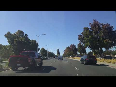 Driving by Sunnyvale,California