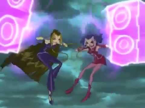 Winx Club Specials Battle For Magix Winx Vs Trix Battle
