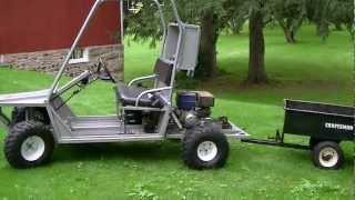 My Homemade Utility Vehicle