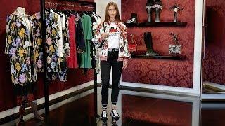 Total-look от Dolce&Gabbana: рюкзак, толстовка Roseto, футболка, брюки, слипоны Sorrento, review
