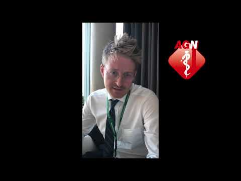Interview with Robert Lloyd about #AGN2018
