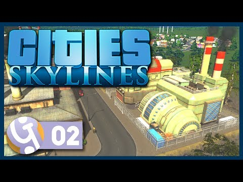 🏡 Cooking On Coal | Let's Play Cities: Skylines #02