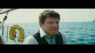 Colin Firth Behind the scenes of Mamma mia
