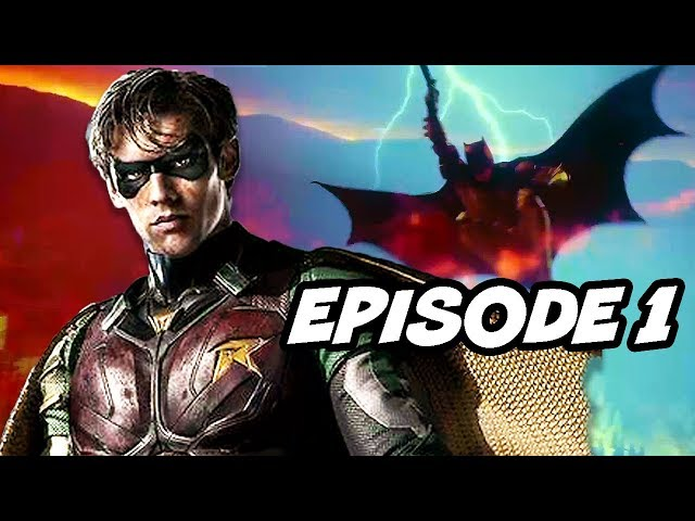 Titans Episode 1 and Young Justice Season 3 Delay Explained