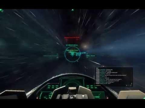 Star Citizen Pirate Ship Take Over Fail
