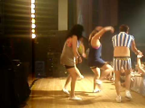 Churchie Dance