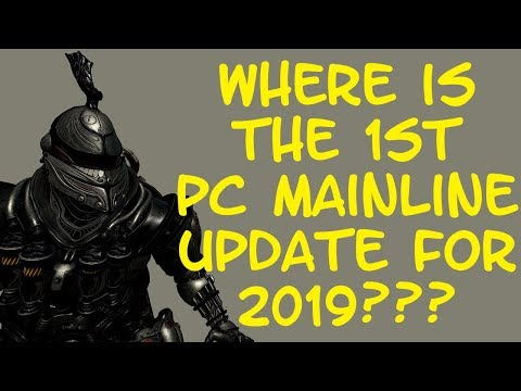 Warframe - MAINLINE UPDATE: Where Is The First Major PC Update For 2019?? thumbnail