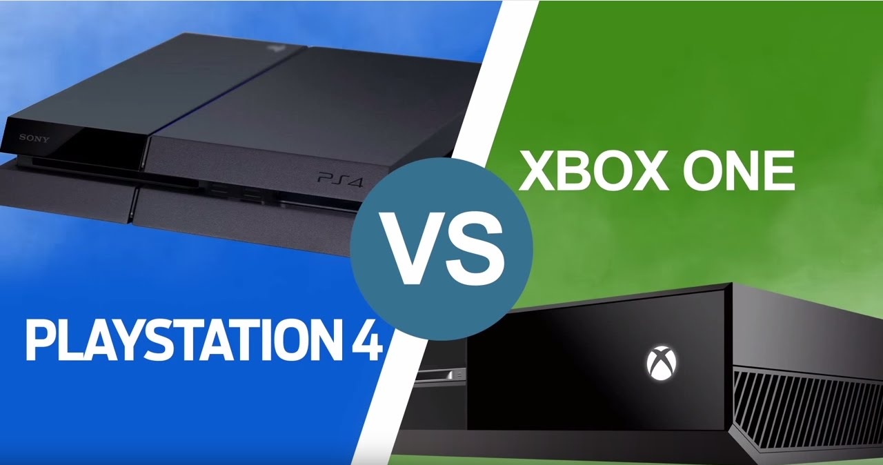 Xbox One Vs Ps4 : Ps vs xbox one year two youtube
