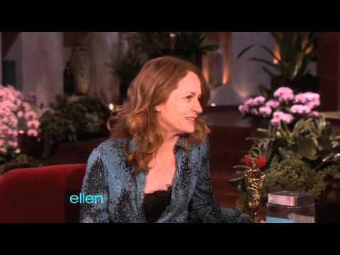 Oscar Winner Melissa Leo Explains Her Swearing