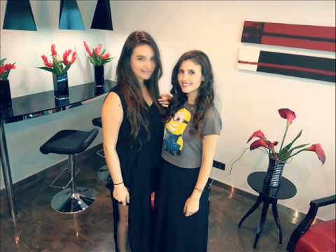 designer chantalle azzi interview with rana khawand مقابلة مصممة الازياء شانتال قزي مع رنا خوند