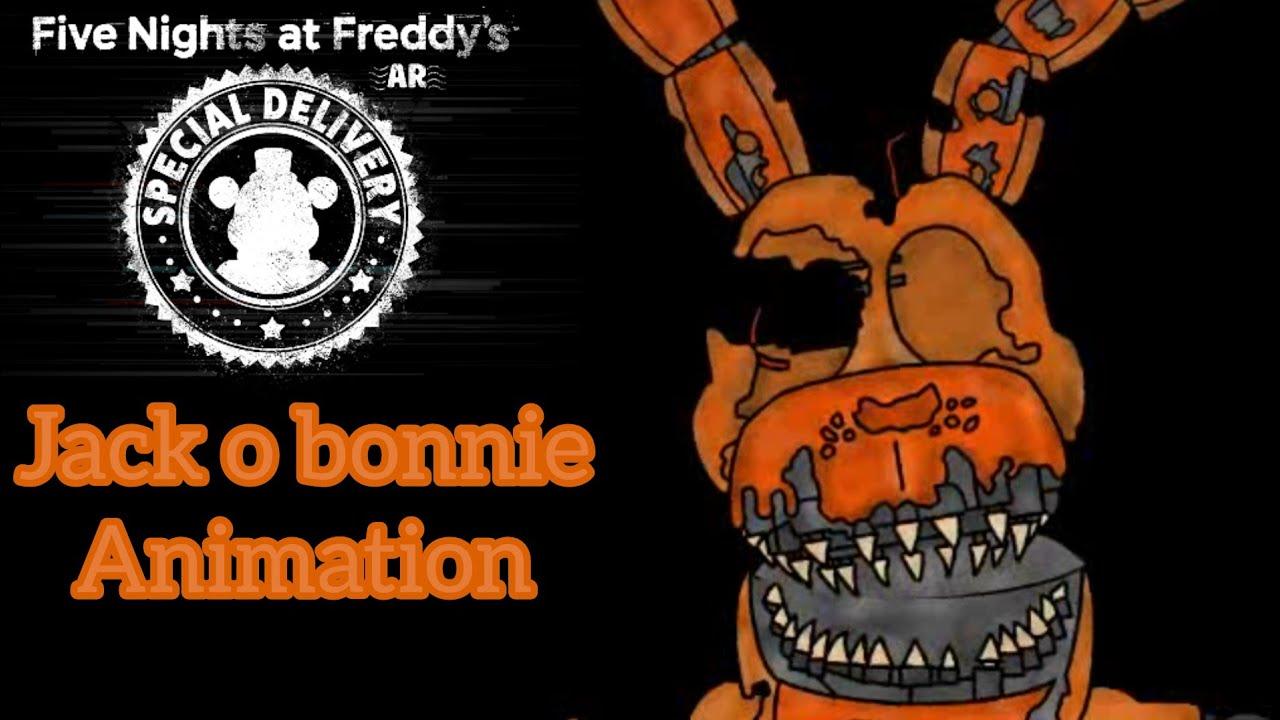 Download [FNAF AR/FNAF DC2]Jack o bonnie animation (🎃Halloween special🎃)