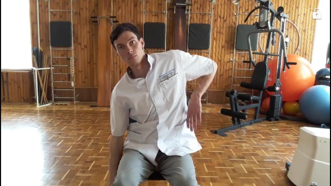 Гимнастика после травмы плечевого сустава видео лфк при болях в суставах видео