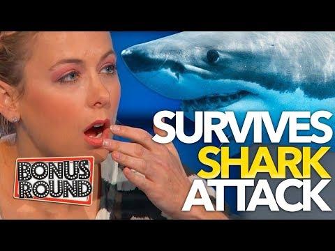 SHARK ATTACK SURVIVOR!