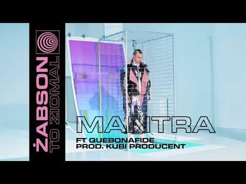 Żabson ft. Quebonafide - Mantra