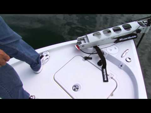 Triton LTS Series Fishing Features