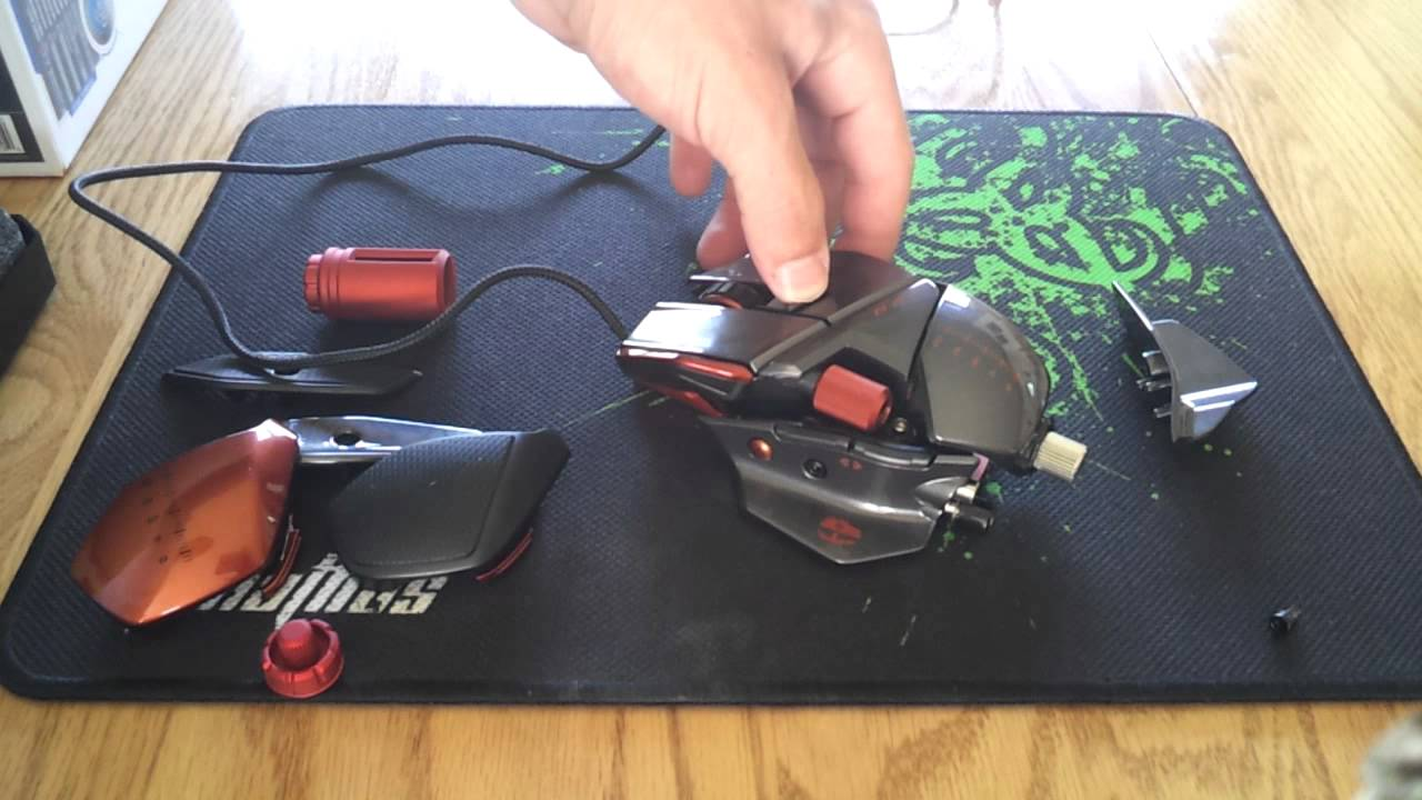 MAD CATZ R.A.T INFECTION MOUSE WINDOWS XP DRIVER