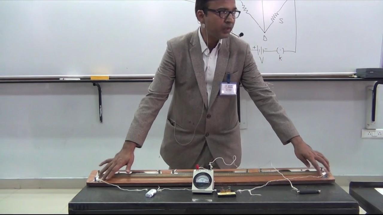 meter bridge pt-1 - YouTube