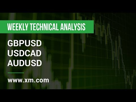 Weekly Technical Analysis: 18/02/2019 - GBPUSD, USDCAD, AUDUSD