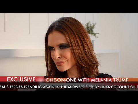 EXCLUSIVE: Melania Trump Defends RNC Speech
