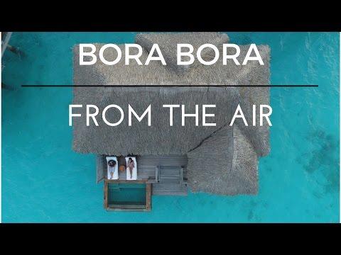 Bora Bora Drone