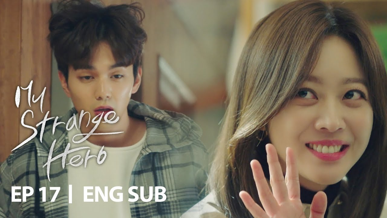 """Download Yoo Seung Ho """"What's this? Why are you here?"""" [My Strange Hero Ep 17]"""