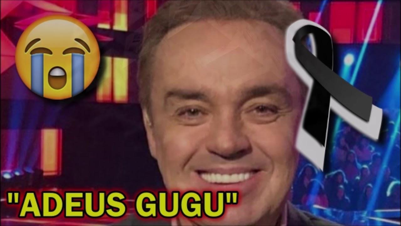 ACABA DE SER CONFIRMADA Morte do apresentador Gugu Liberato O BRASIL CHORA!