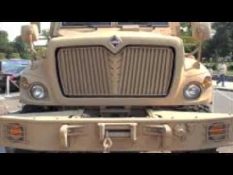 Mine Resistant Ambush Protected Vehicle- MRAP