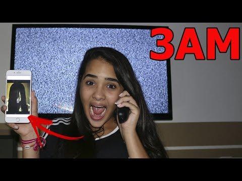 NÃO INVOQUE A SAMARA AS 3:00 DA MANHÃ - ELA ME LIGOU !!! thumbnail