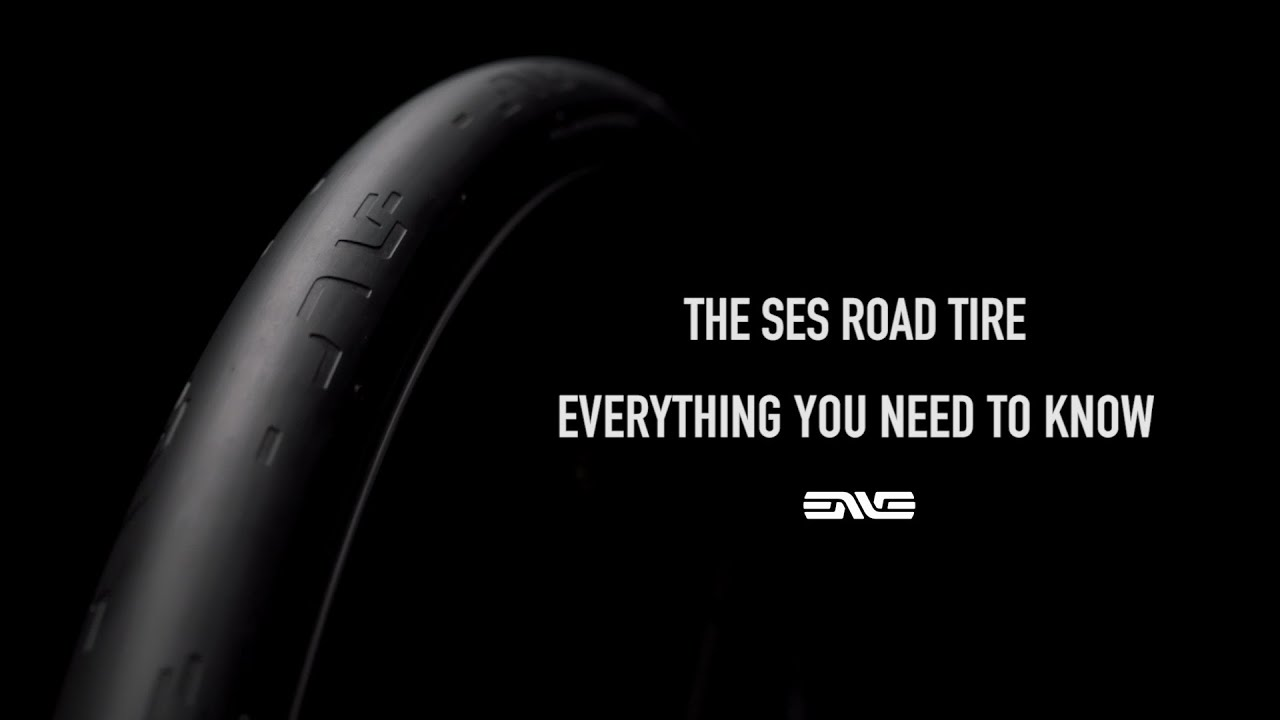 What makes a tire aerodynamic? | Everything You Need to Know about the ENVE SES Road Tire