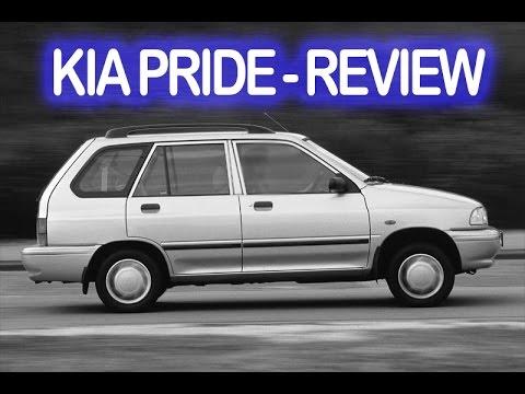 KIA PRIDE - REVIEW [ TURN ON TITLES [ CC ] ]
