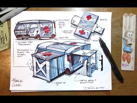 Mobile Emergency Responder Clinic Sketch Demo. 2011