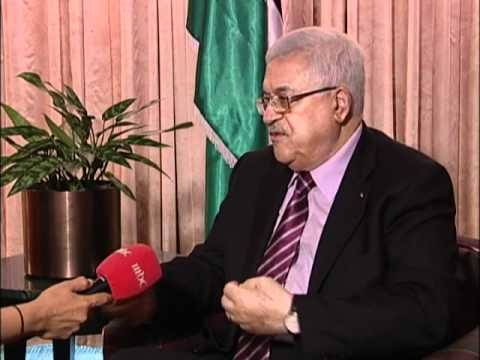 president Abbas interview with mbc part 2