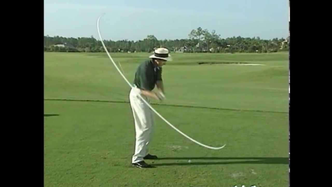 Ruthless Golf David Leadbetter S Baseball Drill