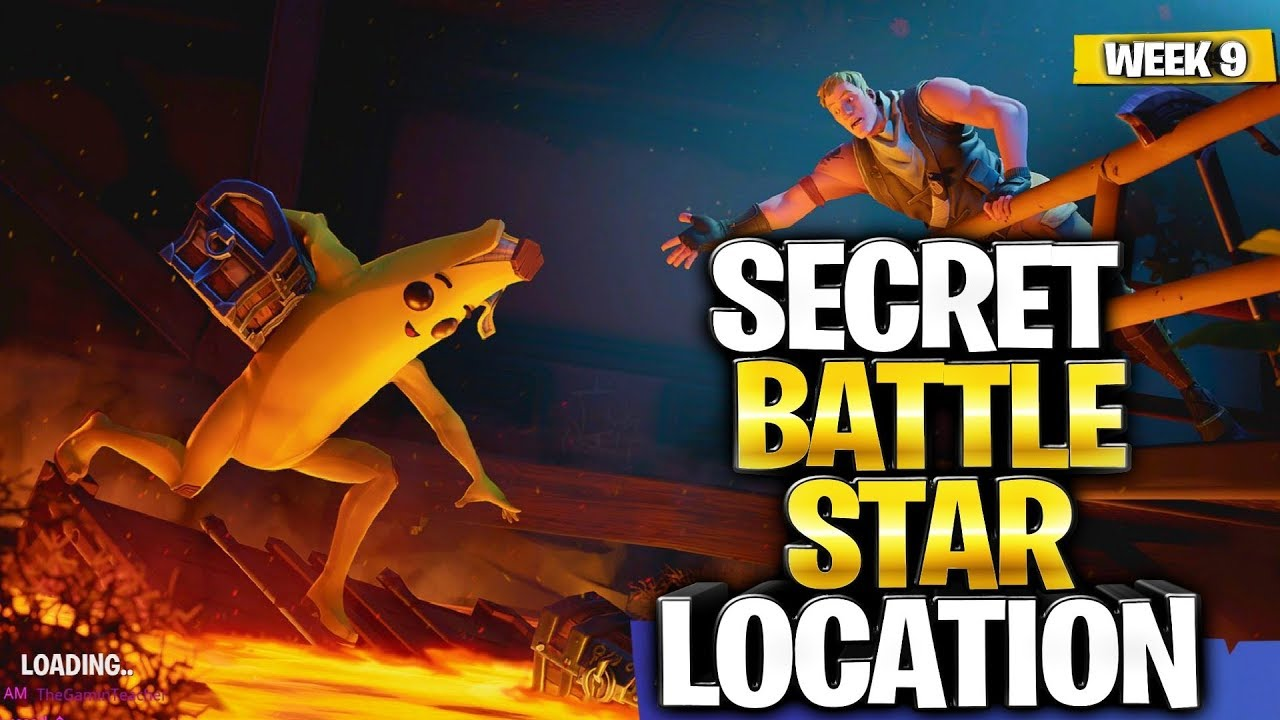 week 9 secret battle star