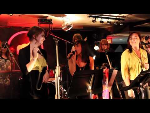 NSCC Soul Night (Grooveera) Ain't No Mountain (Kendra Breen and Giverny Mercier)