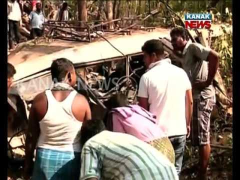 Bargarh Jatra Party Accident Detail