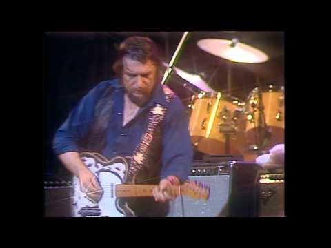 Waylon Jennings - Live in Stockholm
